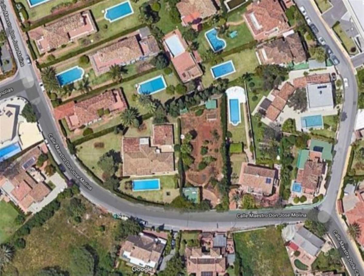 Terreno, Residencial  en venta    en Marbella