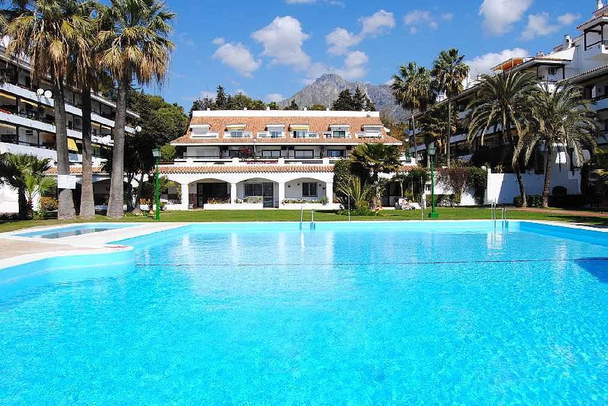 Appartement Mi-étage à Marbella R3072415
