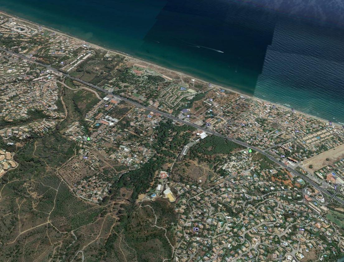 Участок - Marbella