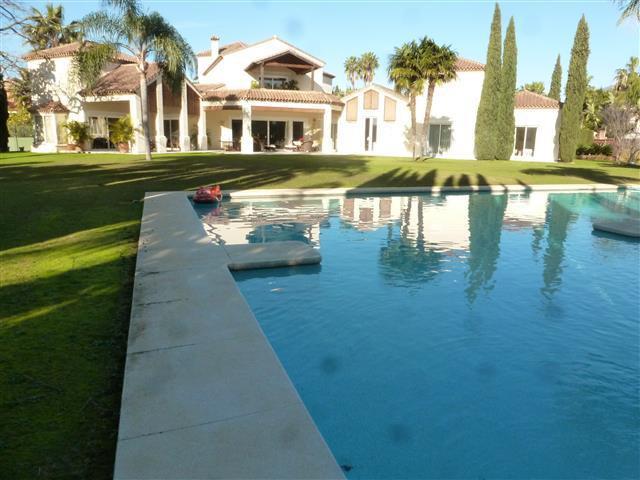 Villa · Guadalmina Baja