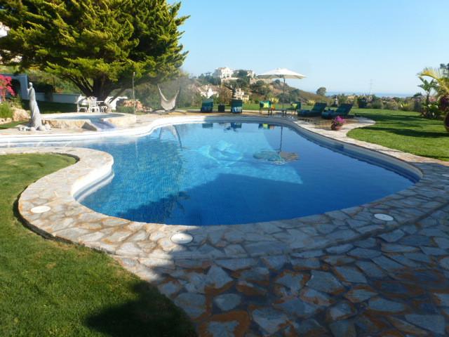 9 Dormitorio Villa en venta Benahavís
