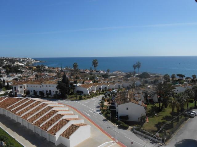 Fabulous location! Quiet community in La Cala de Mijas, short walk to the village and the beach. Pan,Spain