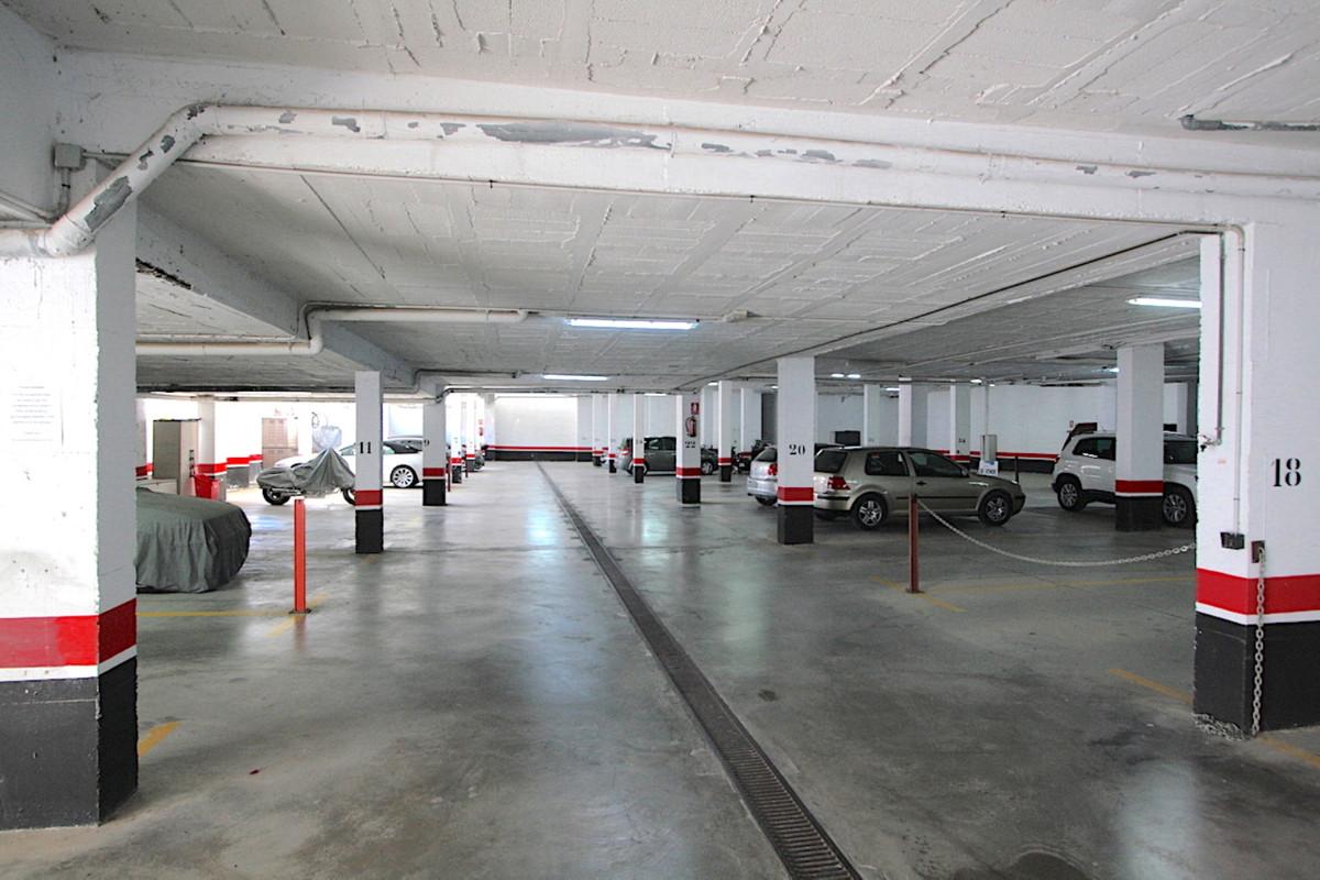 A private underground parking place for sale near Mijas Golf, Valle verde. Very good rental potenciaSpain