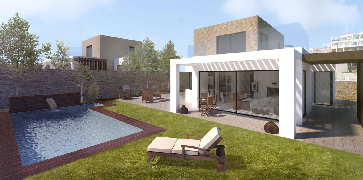 PROJECT READY FOR 2 VILLAS !!!!!!  Residential Plot, Cerros del Aguila, Costa del Sol. Garden/Plot 1,Spain