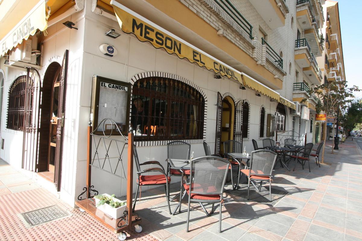 Commerce  Restaurant en vente   à Fuengirola