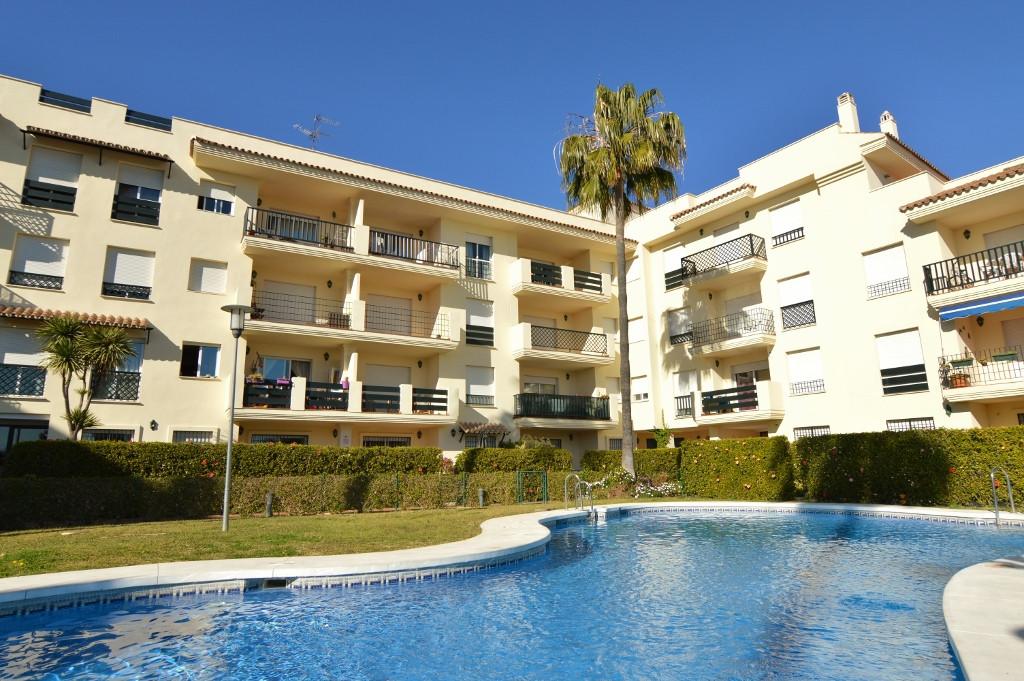 Nueva Andalucia, within a 12-15 min walk to Puerto Banus, this corner ground floor apartment (aprx 9,Spain