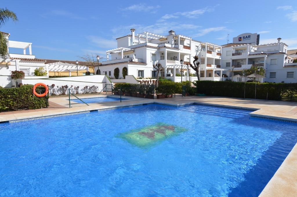 Nueva Andalucia Beachside , Very close to Puerto Banus , Nice ground floor 3 bedroom, 2 bathroom apa,Spain