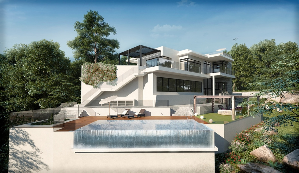 LOMAS DE MIJAS Rare opportunity to purchase a residential plot in a popular Las Lomas de Mijas urban,Spain
