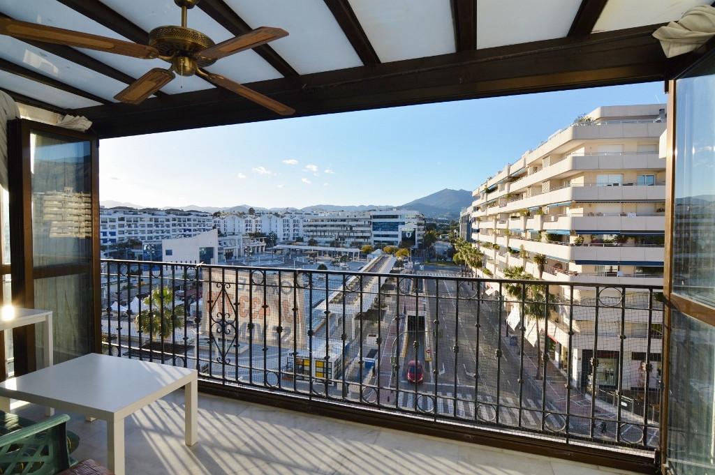 * Puerto Banus, 2 bedroom 2 bathroom apartment on the 4th floor with nice views towards the Plaza An,Spain
