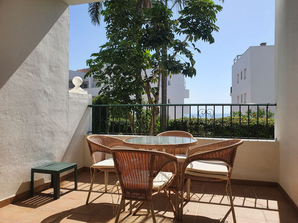 Studio for long term rent an Miraflores (mijas costa). Ground floor, furnished with air conditioning,Spain