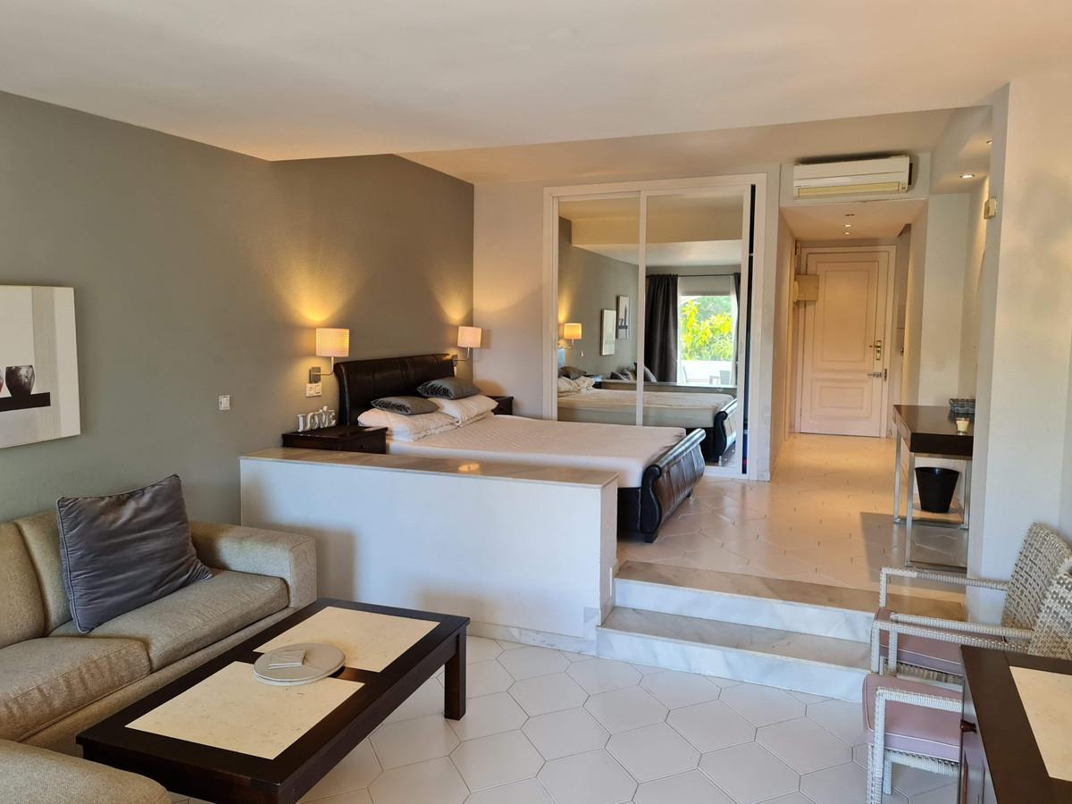 Studio in Miraflores (Mijas Costa) first floor, south facing, kitchenette-style kitchen, large bathr,Spain