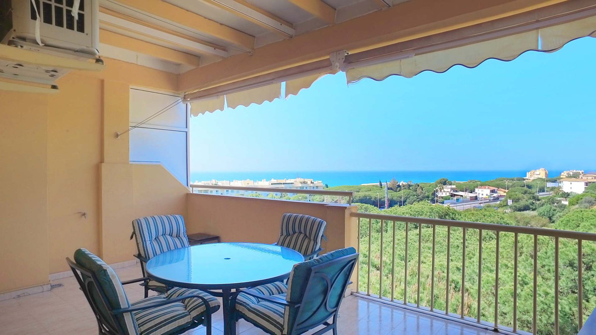 2 bedrooms, 1 bathroom Penthouse for sale in Calahonda Royal. Spacious and bright apartment with mag,Spain
