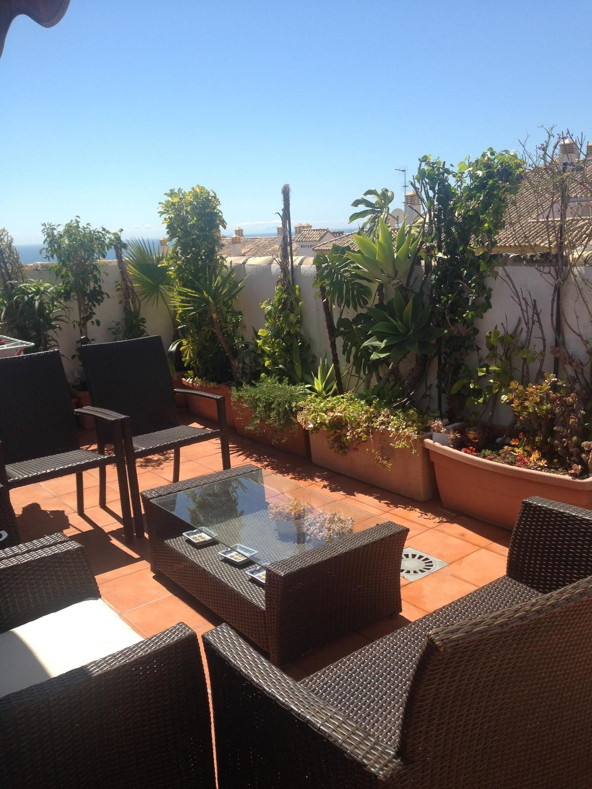 Apartment Penthouse in Nagüeles, Costa del Sol