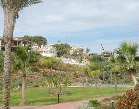 Villa · Hacienda Las Chapas
