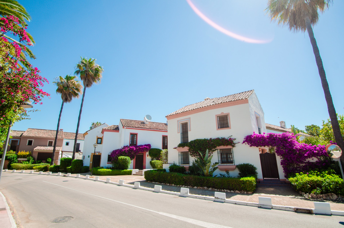 Townhouse · Guadalmina Baja