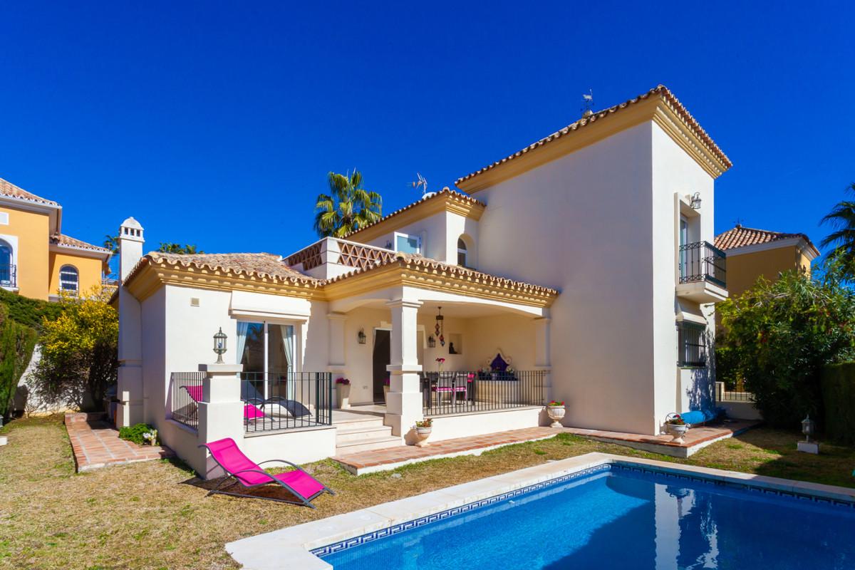 Villa · Bahía De Marbella