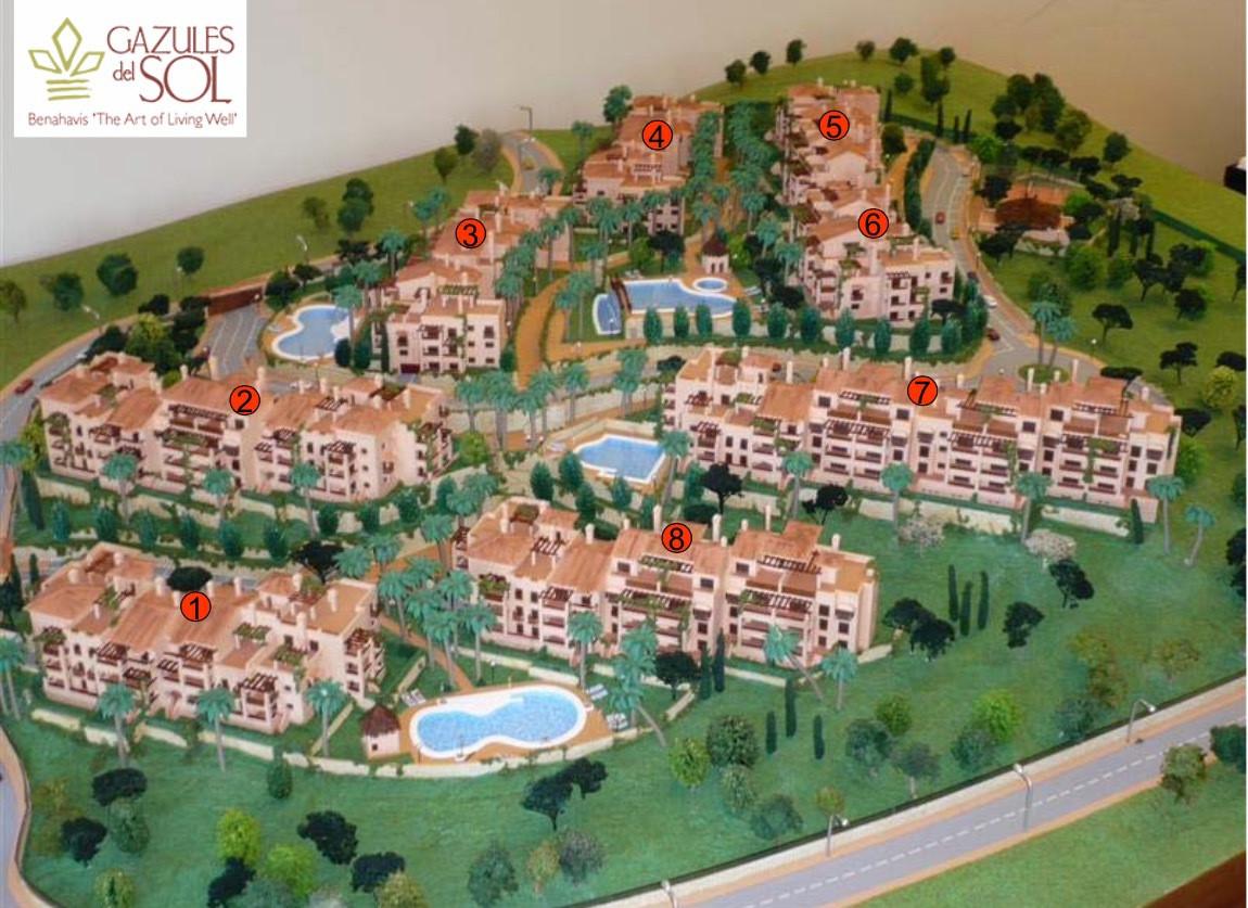 Appartement  Rez-de-chaussée en vente  et en location  à Atalaya