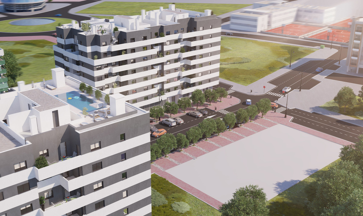 Apartments in Estepona R3458737