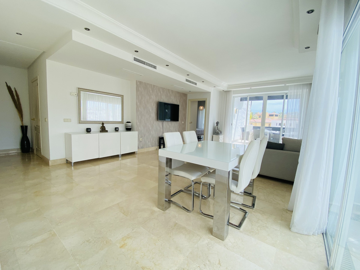 Beautiful spacious apartment at a walking distance to Puerto Banus and less than 5 minutes walk from,Spain