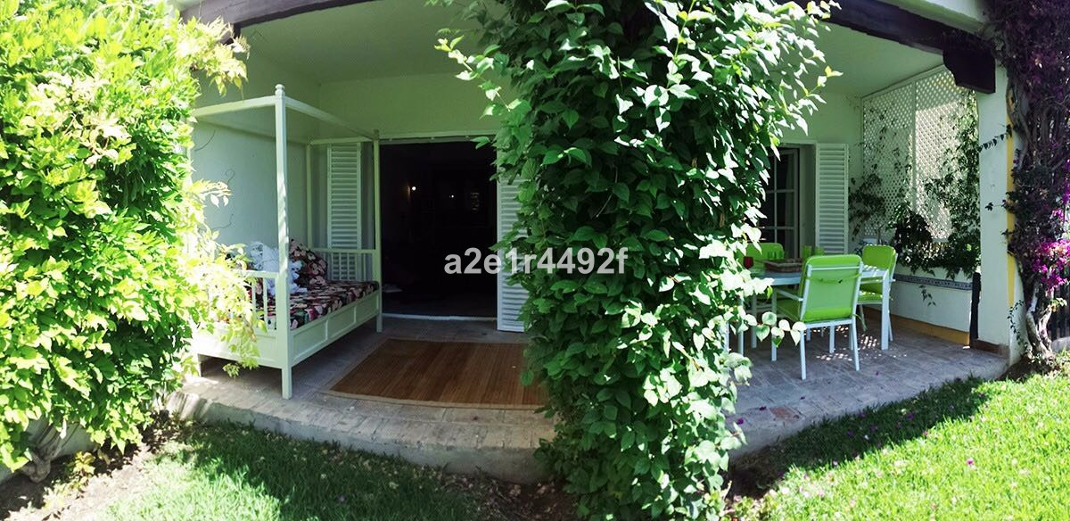 Semi-detached house, Estepona, Costa del Sol. In perfect condition, in a quiet area close to golf, a,Spain