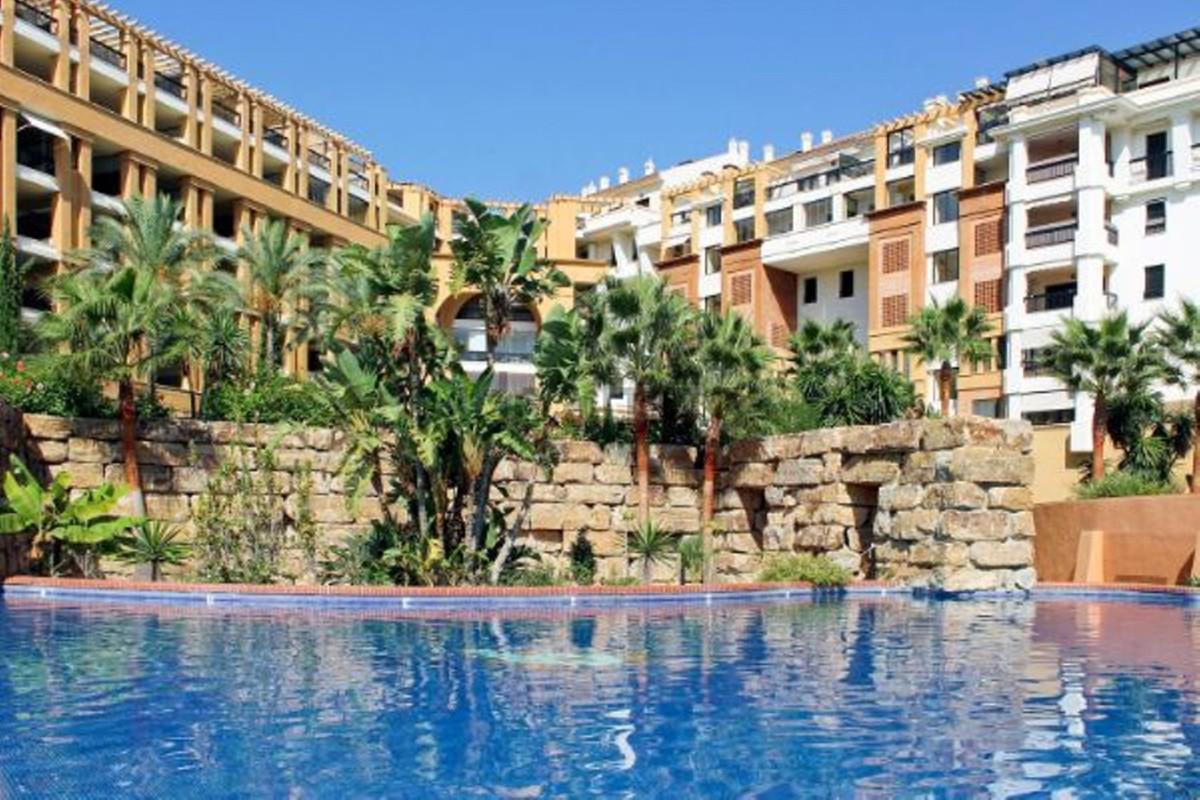 Apartment in San Pedro de Alcantara