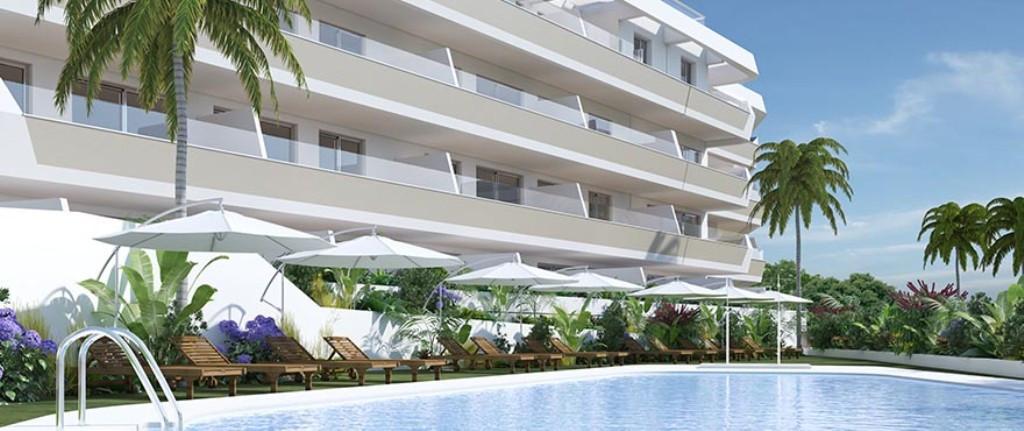 Apartamento Planta Media a la venta en Sotogrande Marina