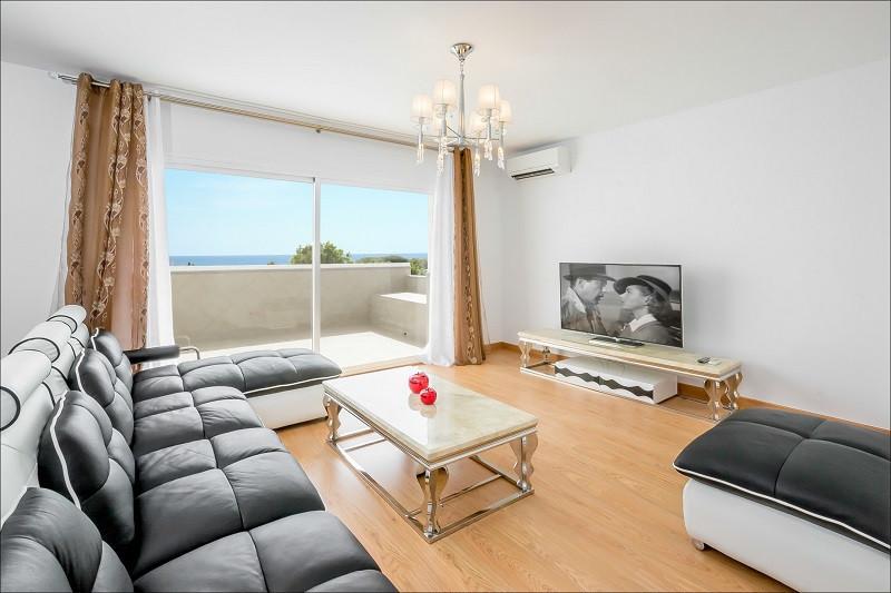Appartement  Penthouse en location  à Calahonda