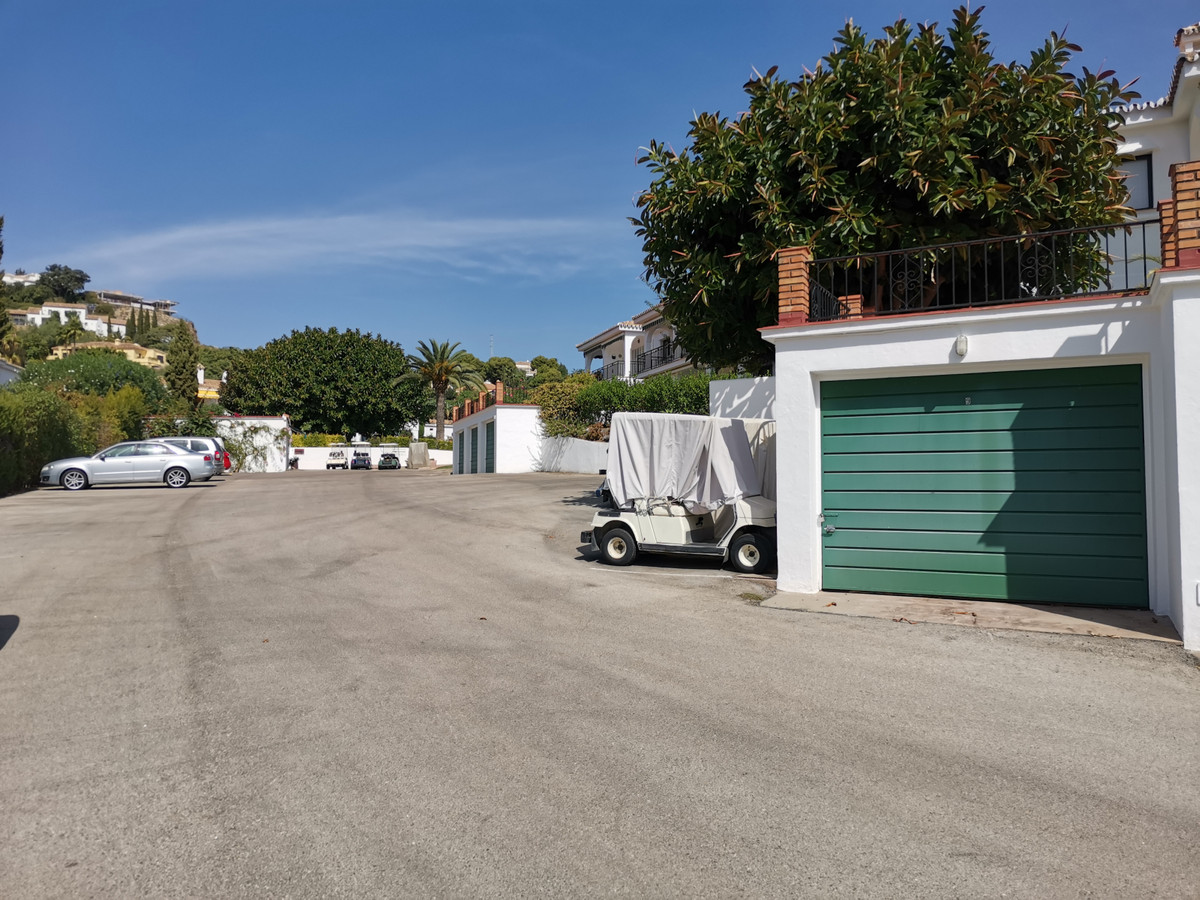 Garage for sale within the exclusive community of El Paraiso Cortes Del Golf situated close to The E,Spain