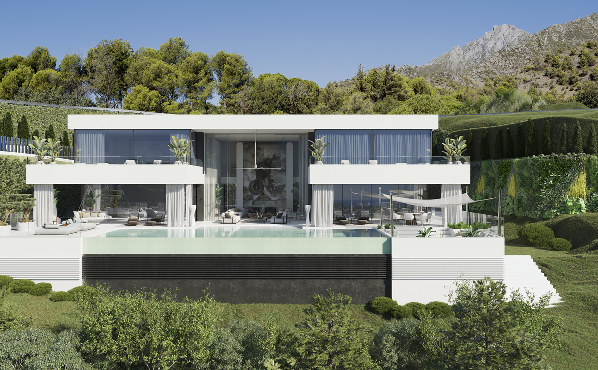 Ref:R3556363 Villa - Detached For Sale in Benahavís