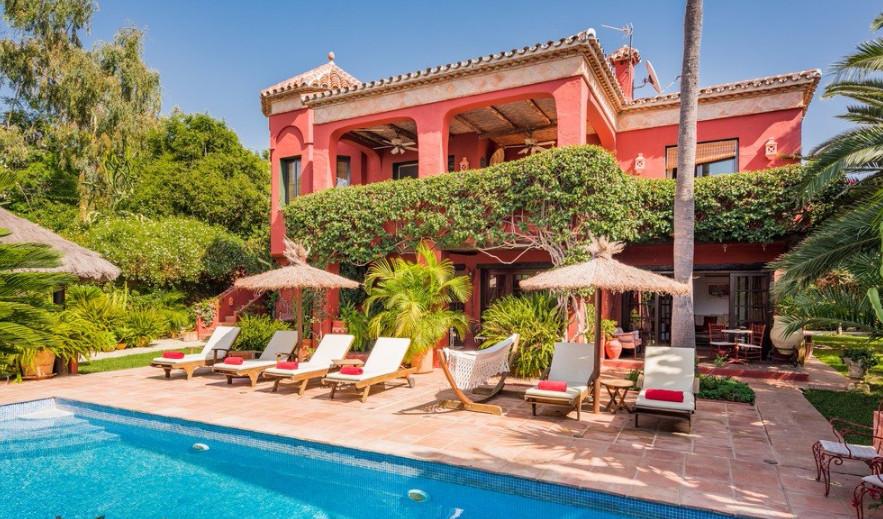 Ref:R3233086 Villa - Detached For Sale in El Rosario