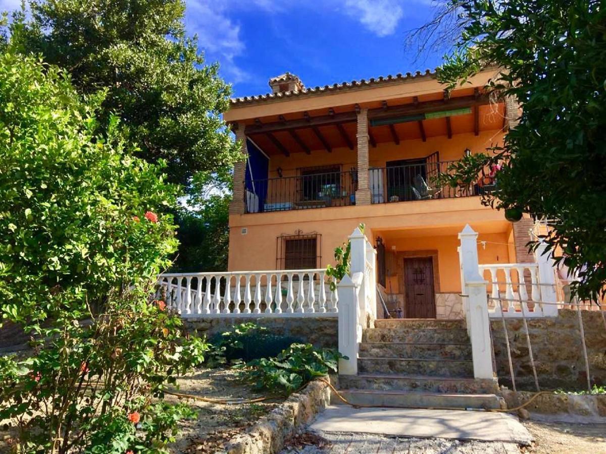 Ref:R3532300 Villa - Finca For Sale in Alhaurín el Grande