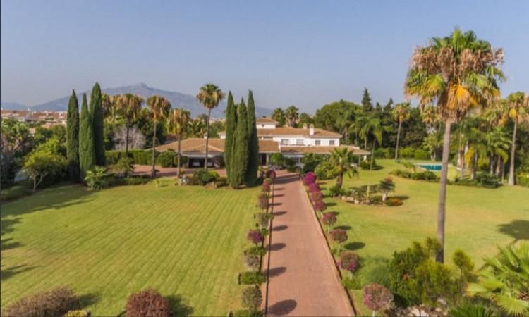 Ref:R3265429 Villa - Detached For Sale in Guadalmina Baja