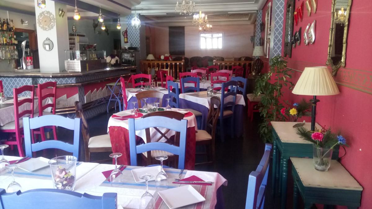 Commerce, Restaurant  en vente    à Alhaurín el Grande
