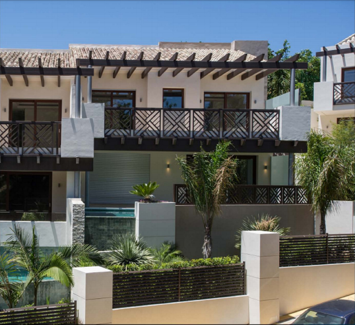 WELCOME TO PARAIBA!  Paraiba Residencial is a unique project located in the heart of Marbella and co,Spain