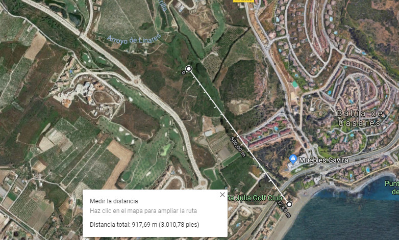 Plot  Land for sale   in Casares