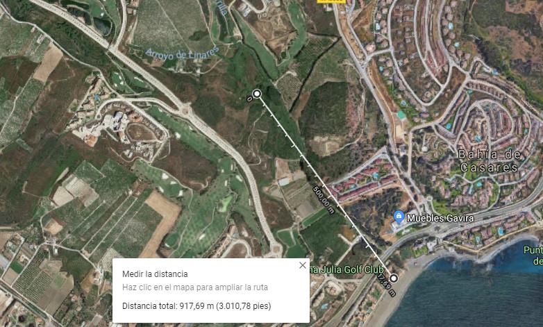 Terreno con Ruina en Casares R3307597