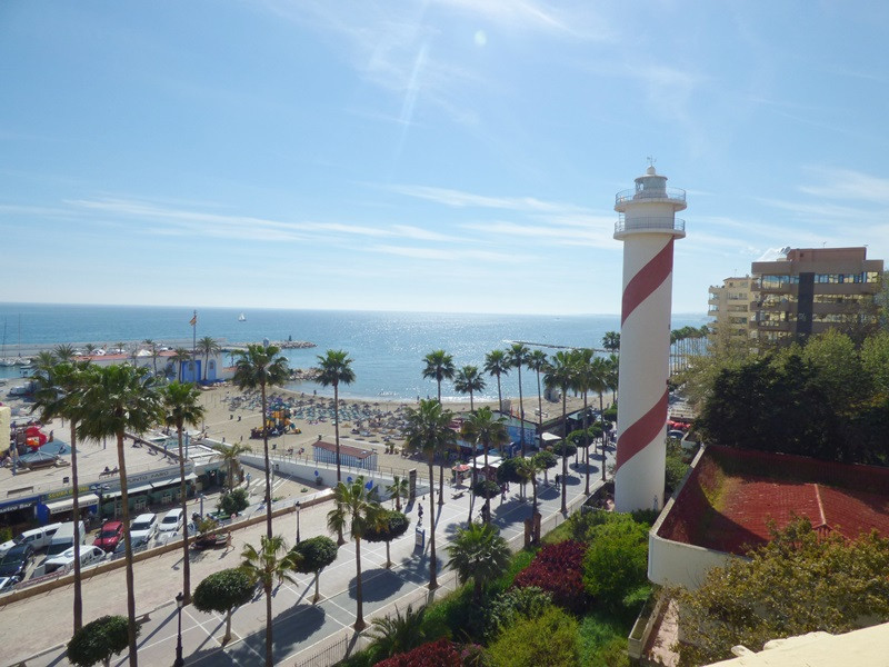 Contemporary, chic and elegant apartment in the heart of Marbella . Amazing views of the beach and t,Spain
