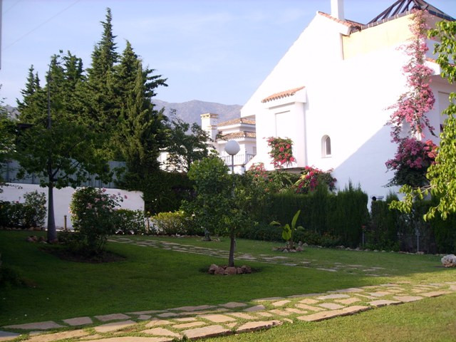 Maison Jumelée Semi Individuelle à Marbella, Costa del Sol