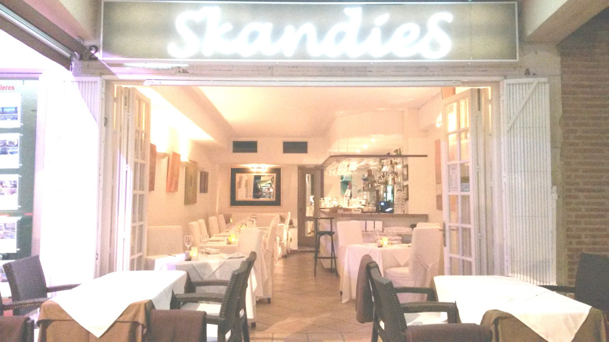 Restaurant for sale in Marbella R3020408