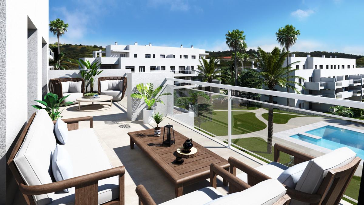 Ref:R3473230 Apartment - Middle Floor Apartment For Sale in La Cala de Mijas