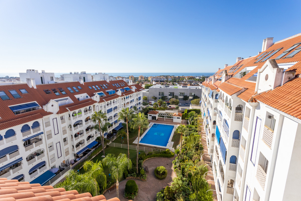 Beautiful Penthouse for sale in San Pedro de Alcantara. The house has two large bedrooms and a bathr,Spain