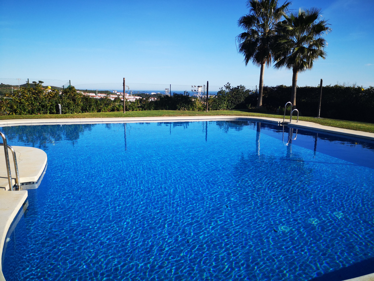 Very nice, modern, one bedroom one bathroom apartment with panoramic open sea views, South West orie,Spain