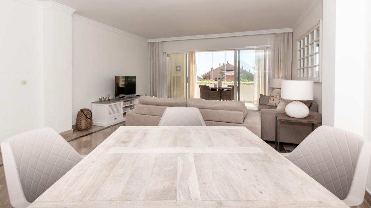 Appartement  Mi-étage en location  à Bahía de Marbella
