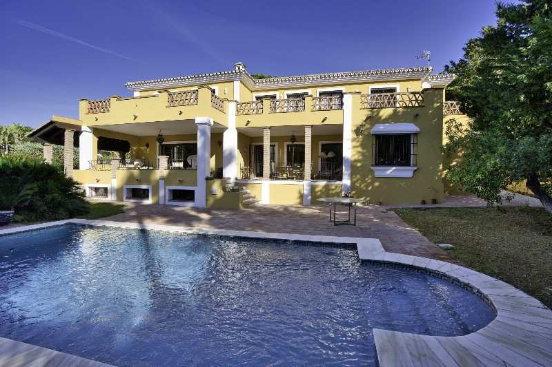 4 bedroom villa for sale marbesa