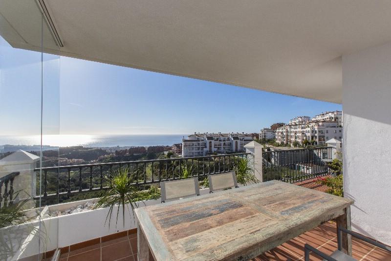 Beautiful corner apartment with panoramic sea views for sale!! Beautiful  apartment with pool, 2 bed,Spain