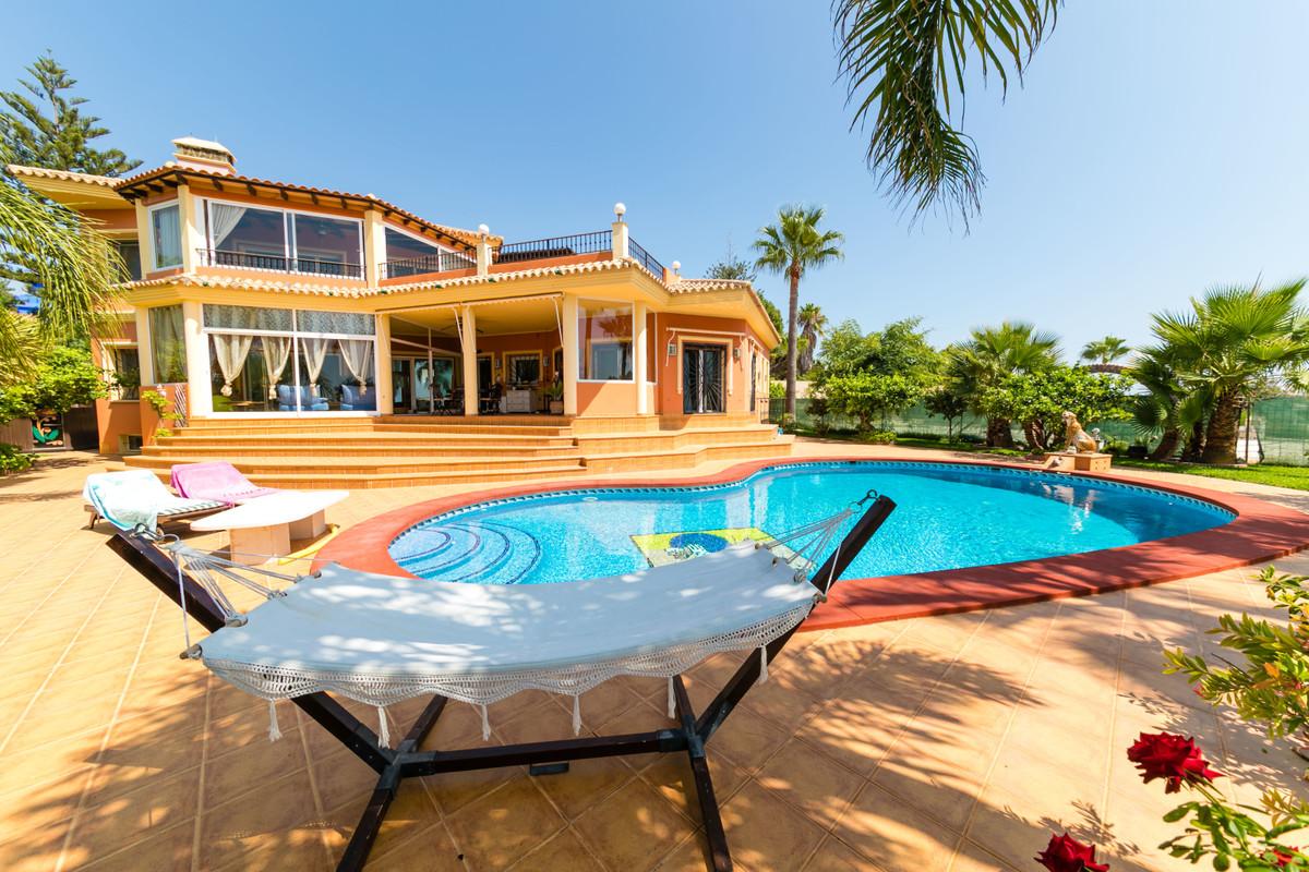 Beautiful villa built to the highest quality standards in Carib Playa/Marbella. Fabulous 4 bedroom v,Spain