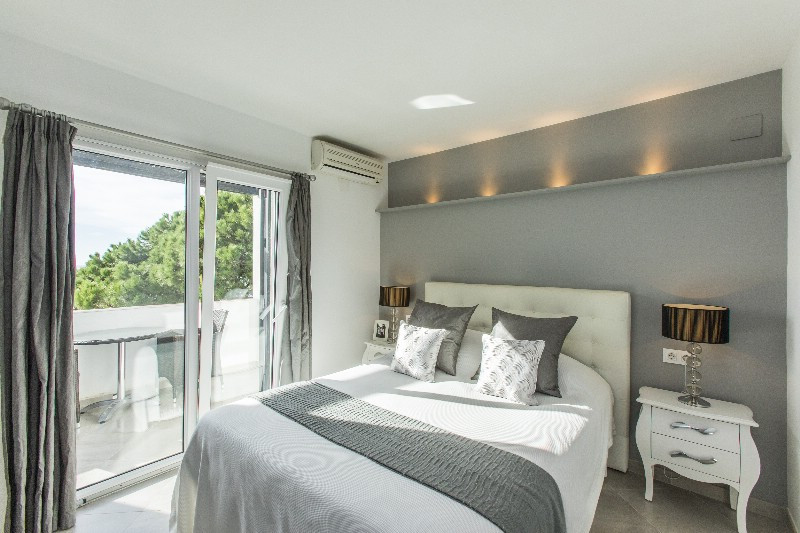 1 Dormitorio Apartamento en venta Calahonda
