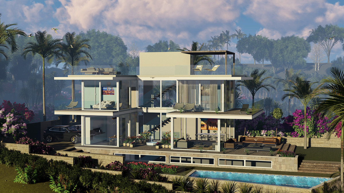 Villa  Independiente en venta   en Carib Playa