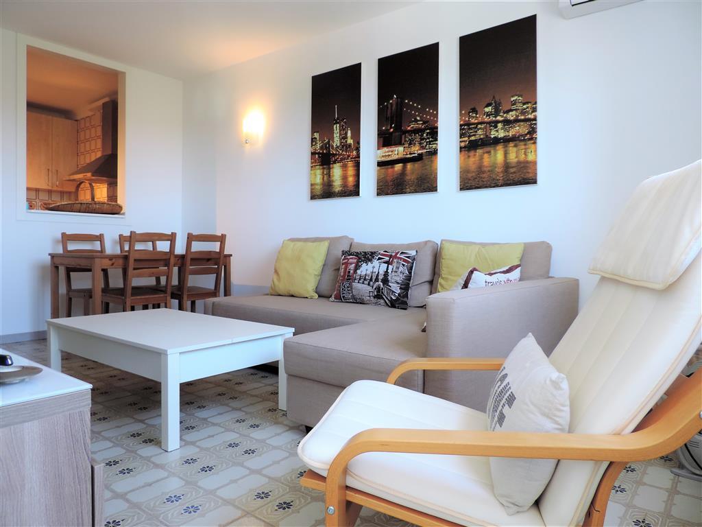 Coqueto apartamento de 1 dormitorio, con mucha luz, en muy buen estado, con cocina americana, bano c,Spain