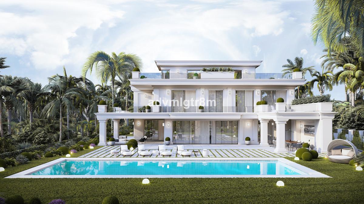 Villa Detached The Golden Mile Málaga Costa del Sol R3739651 2